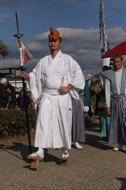 厳冬海中みそぎ祭り 第15回 平成28年