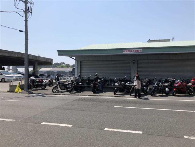 沼津港 混雑 写真 渋滞