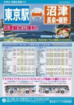沼津港 高速バス ラブライブ