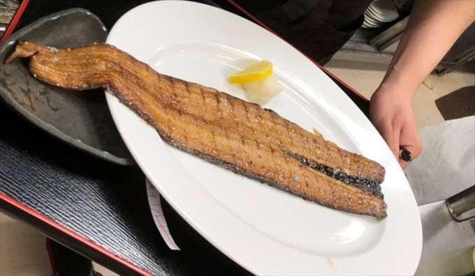 太刀魚の醬油干し1尾